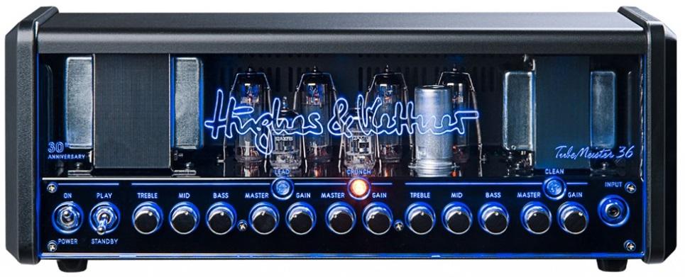 Hughes & Kettner TubeMeister 36 Head Anniversary Edition