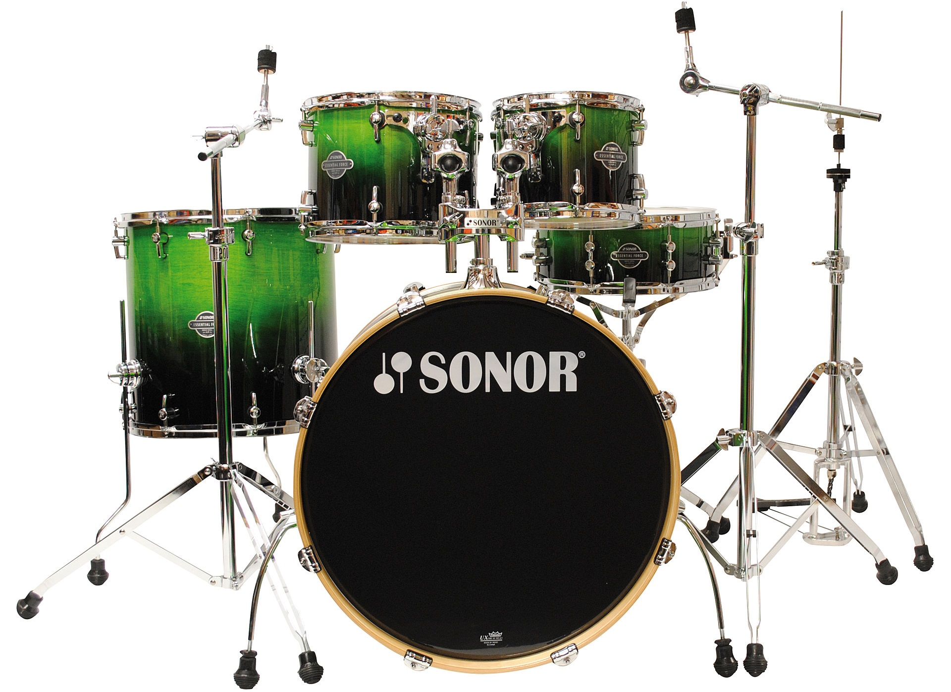 Sonor Force Essential Studio Set Green fade