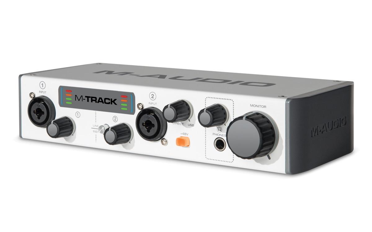 M-Audio M-Track mkII (použité)