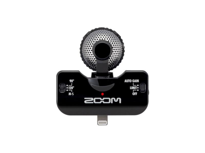 Fotografie Zoom iQ5 Black