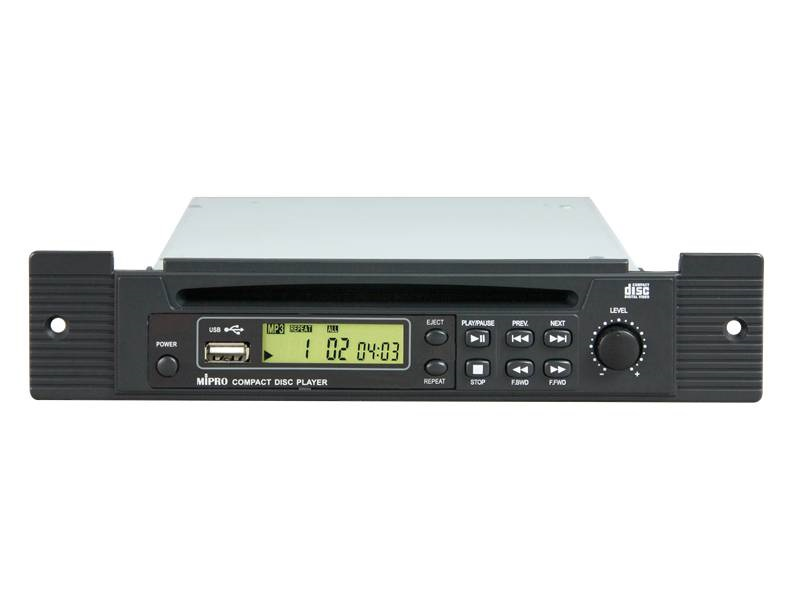 MIPRO CDM-2P - CD-MP3-USB