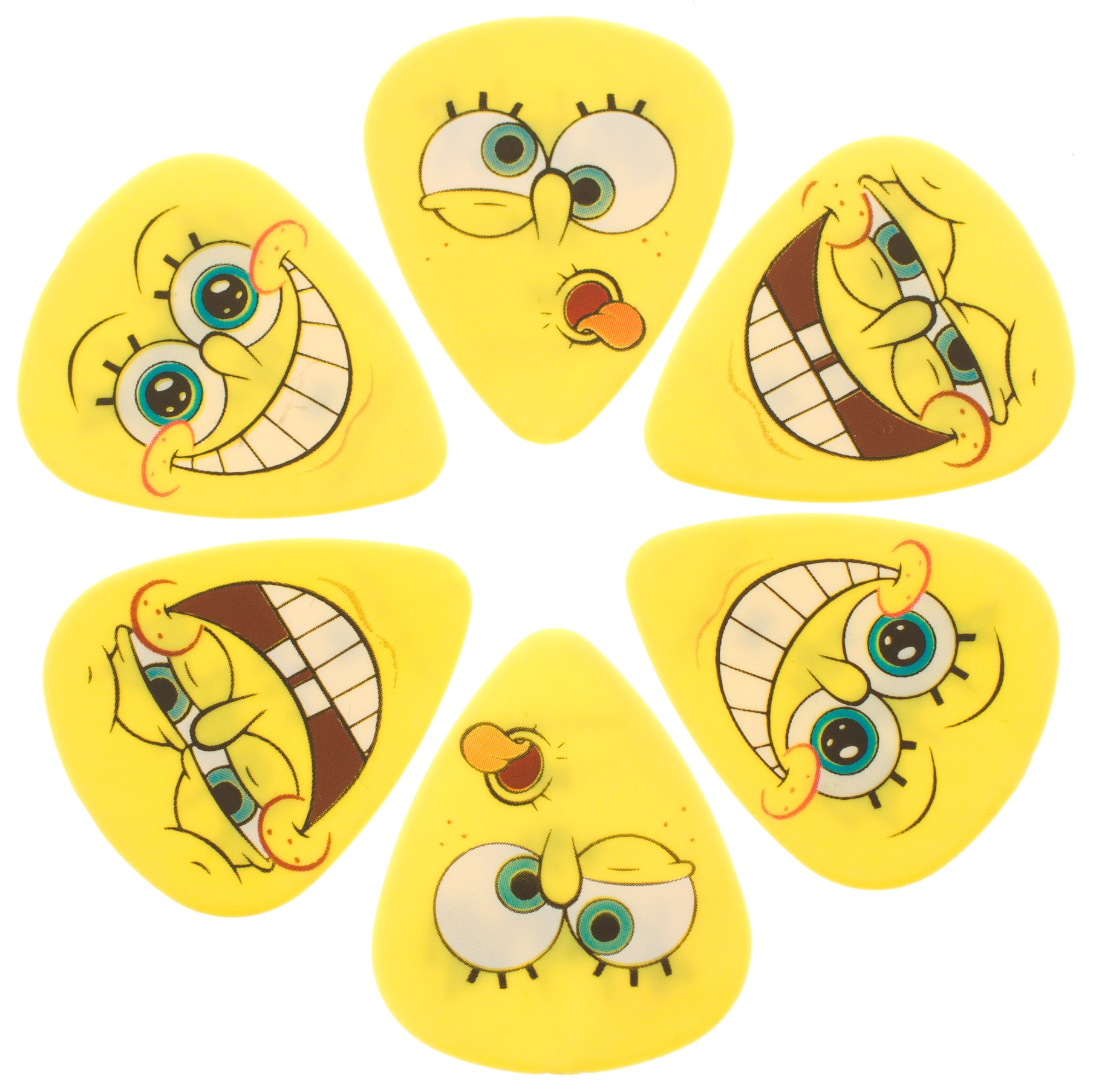 SpongeBob Picks Heavy