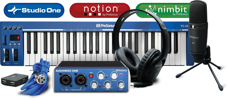 PreSonus Music Creation Suite