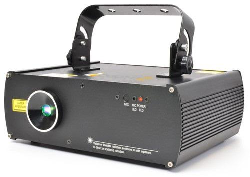 BeamZ Star laser 3D