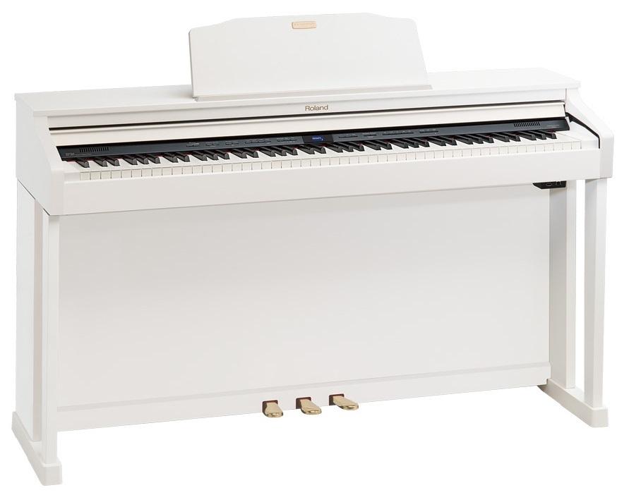 Roland HP-504 WH