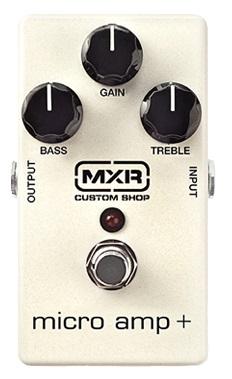 Dunlop MXR CSP 233 Custom Shop Micro Amp Plus