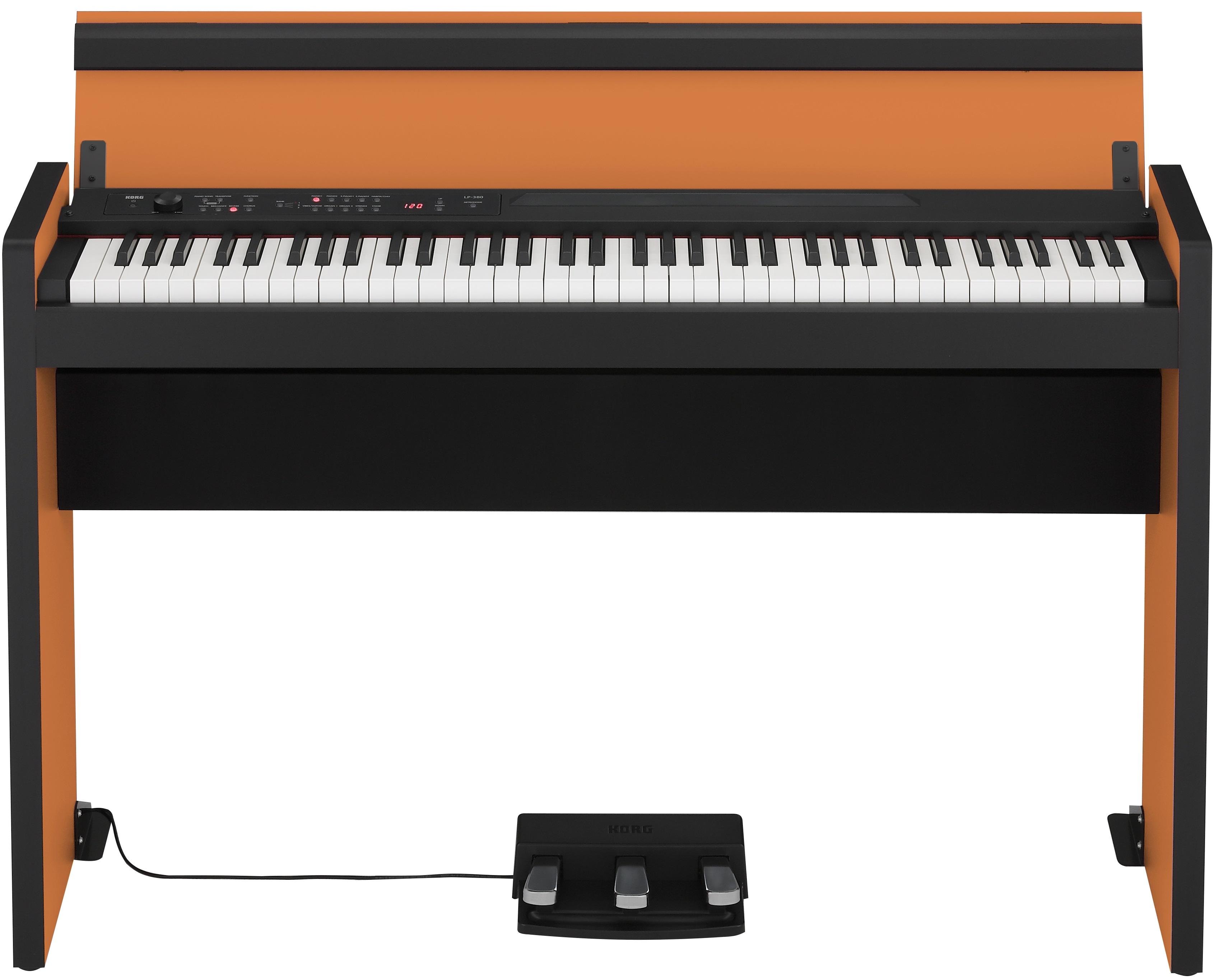 Korg LP-380-73 OB