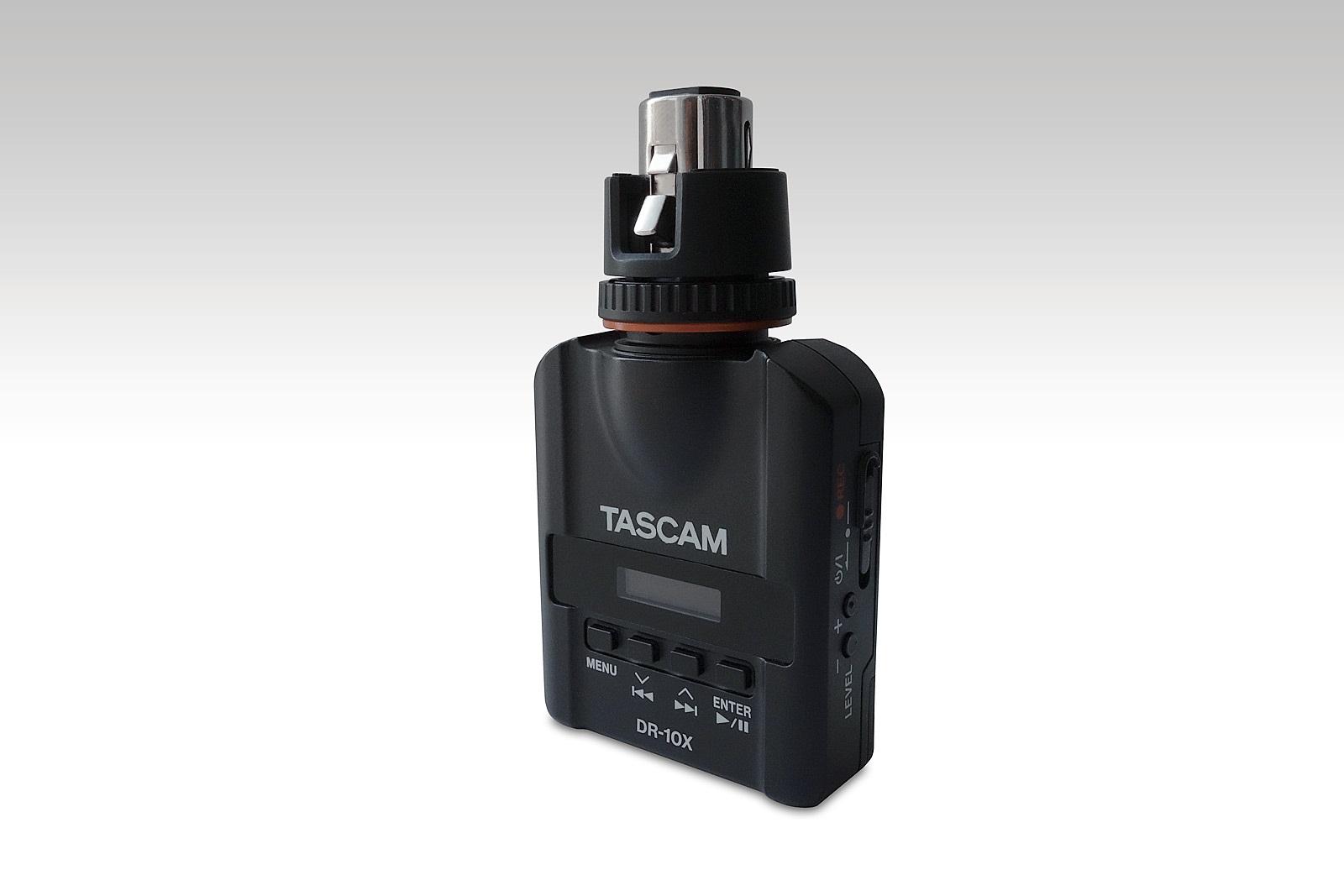 Fotografie Tascam DR-10X