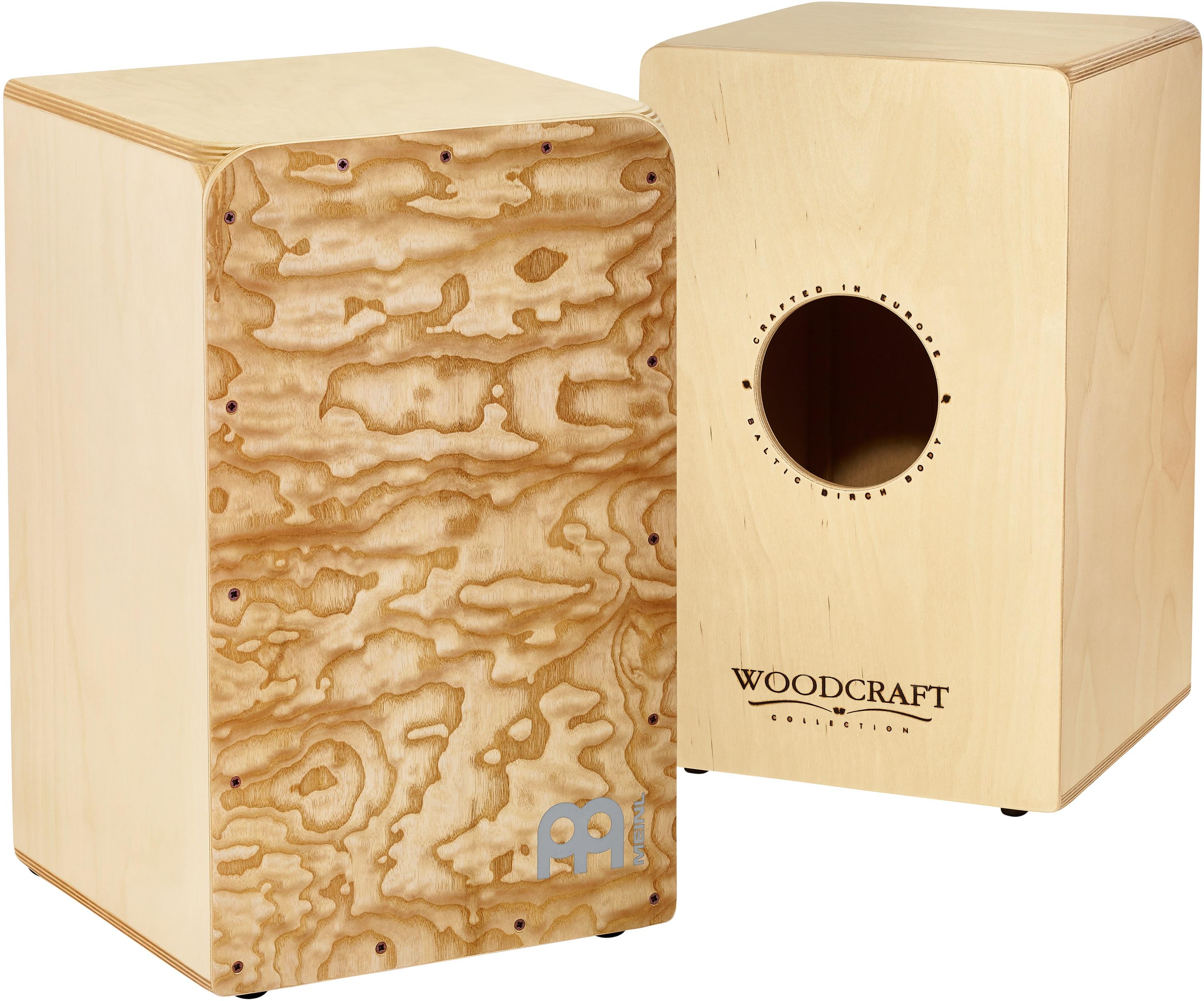 Meinl WCAJ300NT-TA Woodcraft series