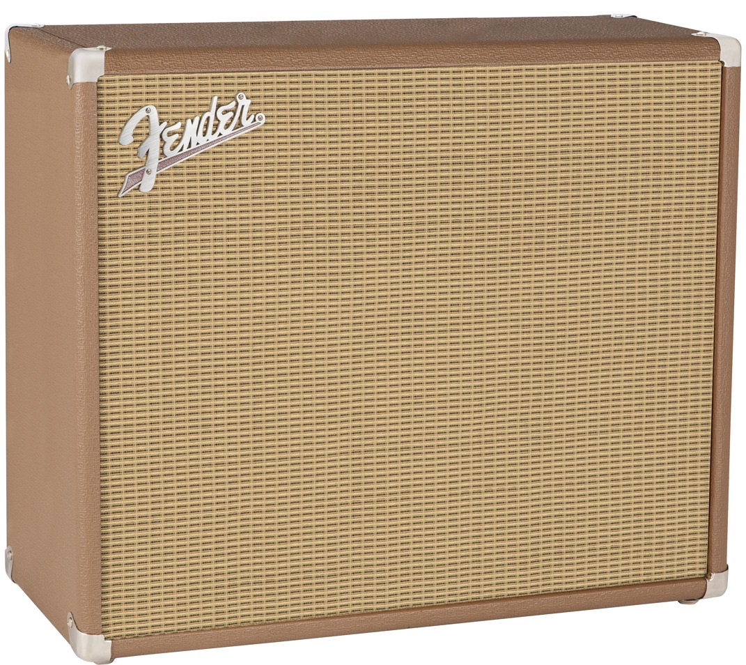 Fender VK 212B Speaker Enclosure Brown