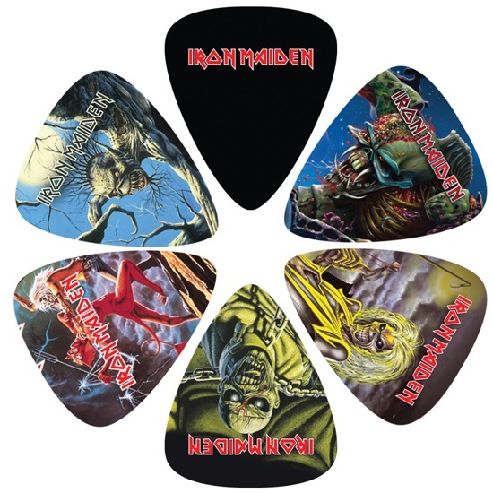 Perri's Leathers Iron Maiden Picks I