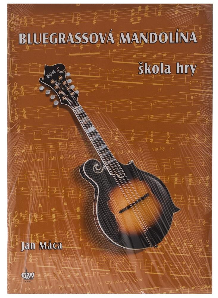KN Škola bluegrassová mandolína - škola hry - Jan Máca