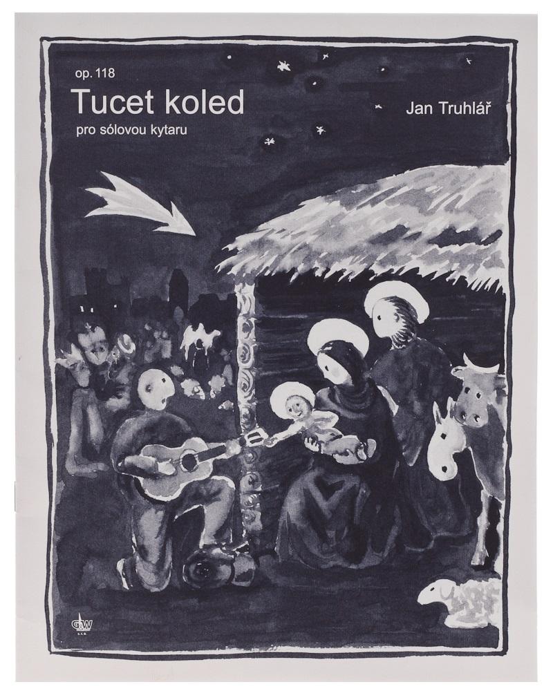 KN Tucet koled pro sólovou kytaru, op. 118