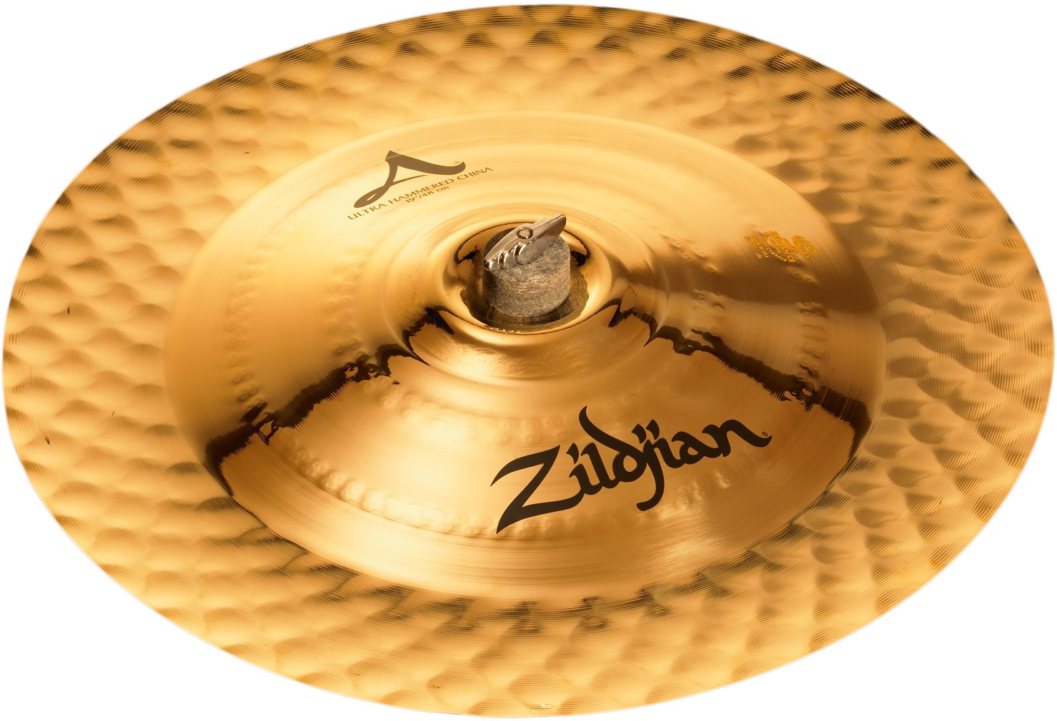 "Zildjian 19"" A ultra hammered china brilliant"
