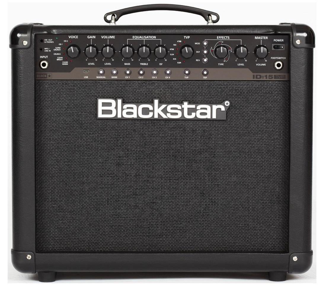 Blackstar ID: 15 TVP 1x12 Combo