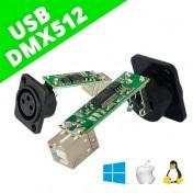 SOH Modul USB - DMX 512