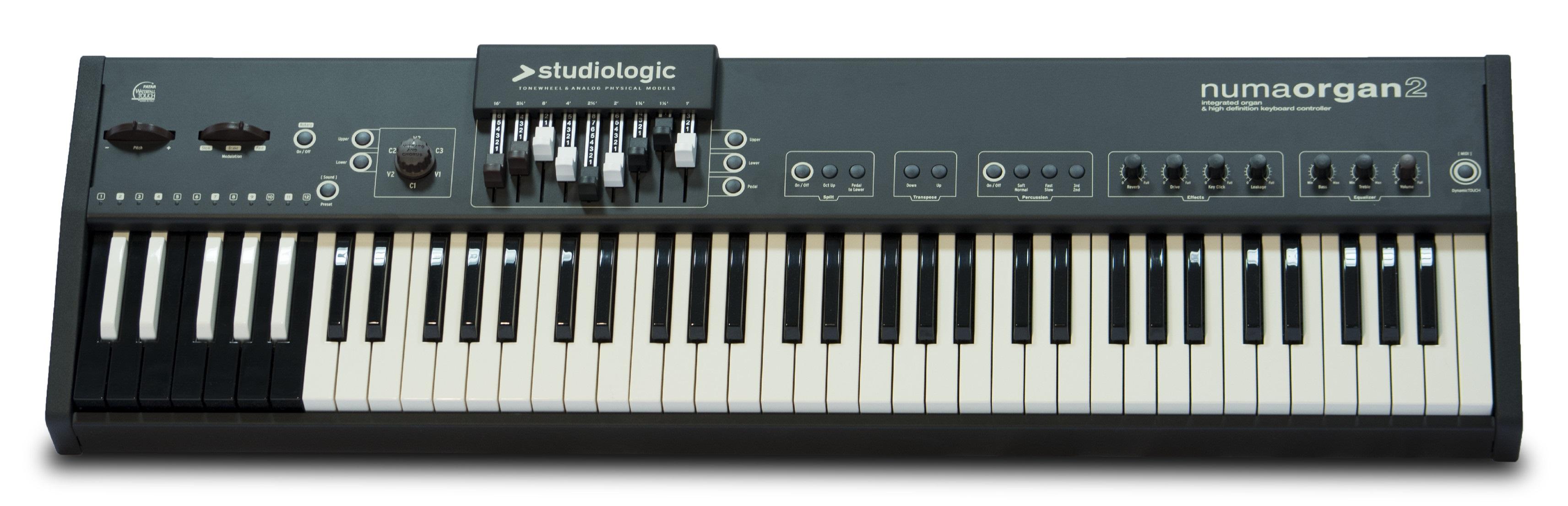 Fotografie Studiologic Numa Organ 2