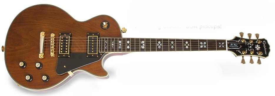 Epiphone Lee Malia Signature Les Paul Custom Artisan