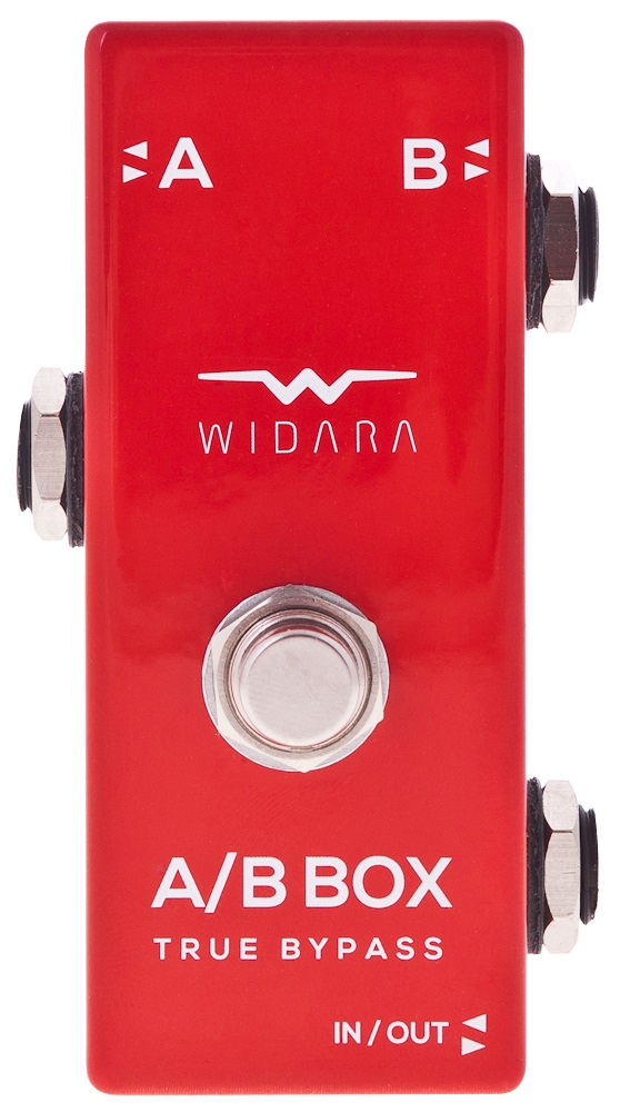 Widara A/B Box Mini Red