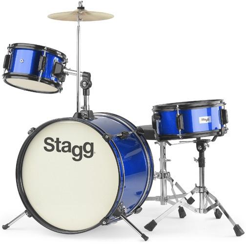 Stagg TIM JR 3/16 BL MK II