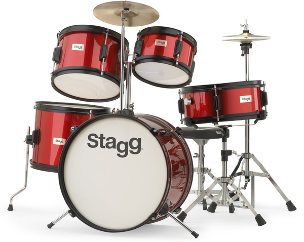 Stagg Junior 5 Red