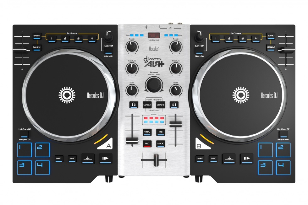 Hercules DJ DJControl Air+ S Series