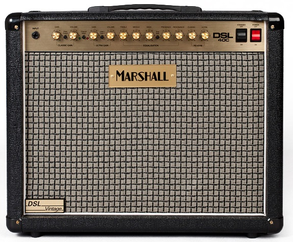 Marshall DSL40C Limited Edition Vintage