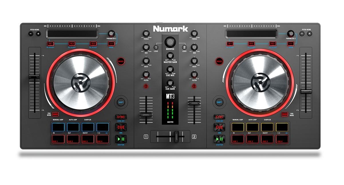 Numark Mixtrack III