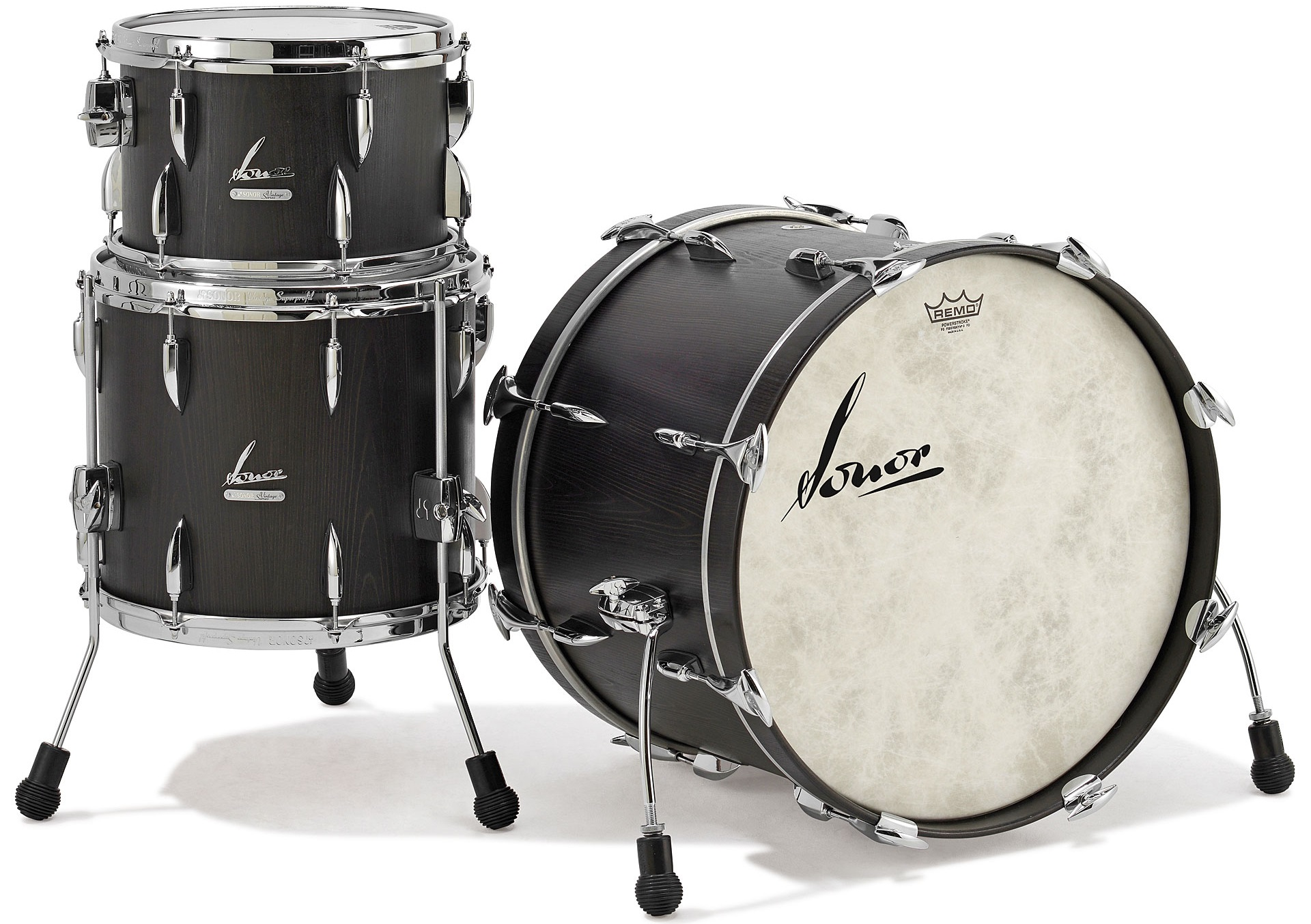 Sonor Vintage series set 1 Vintage onyx