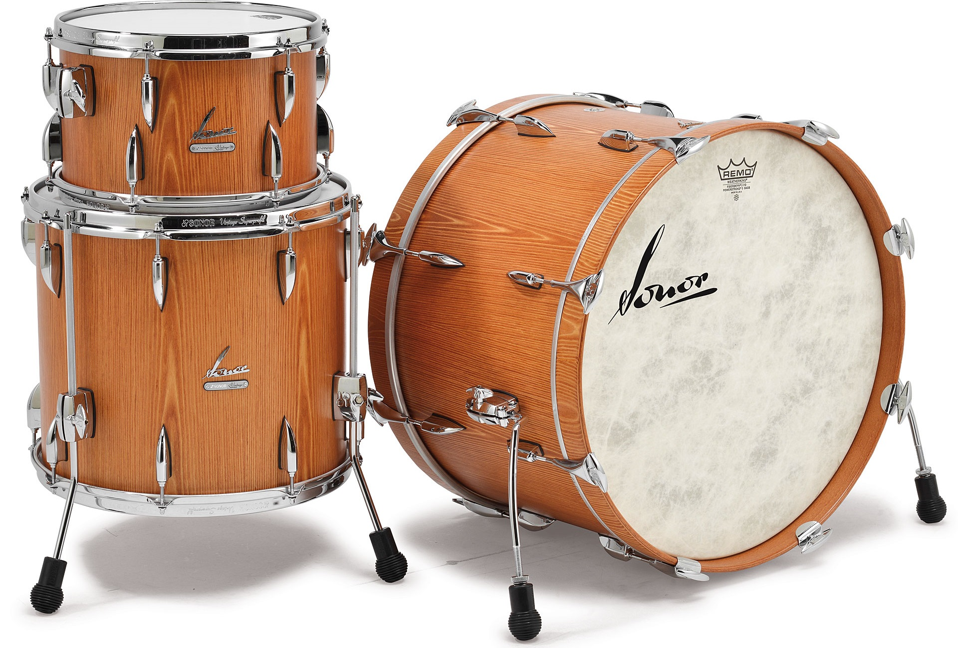 Sonor Vintage series set 1 Vintage natural
