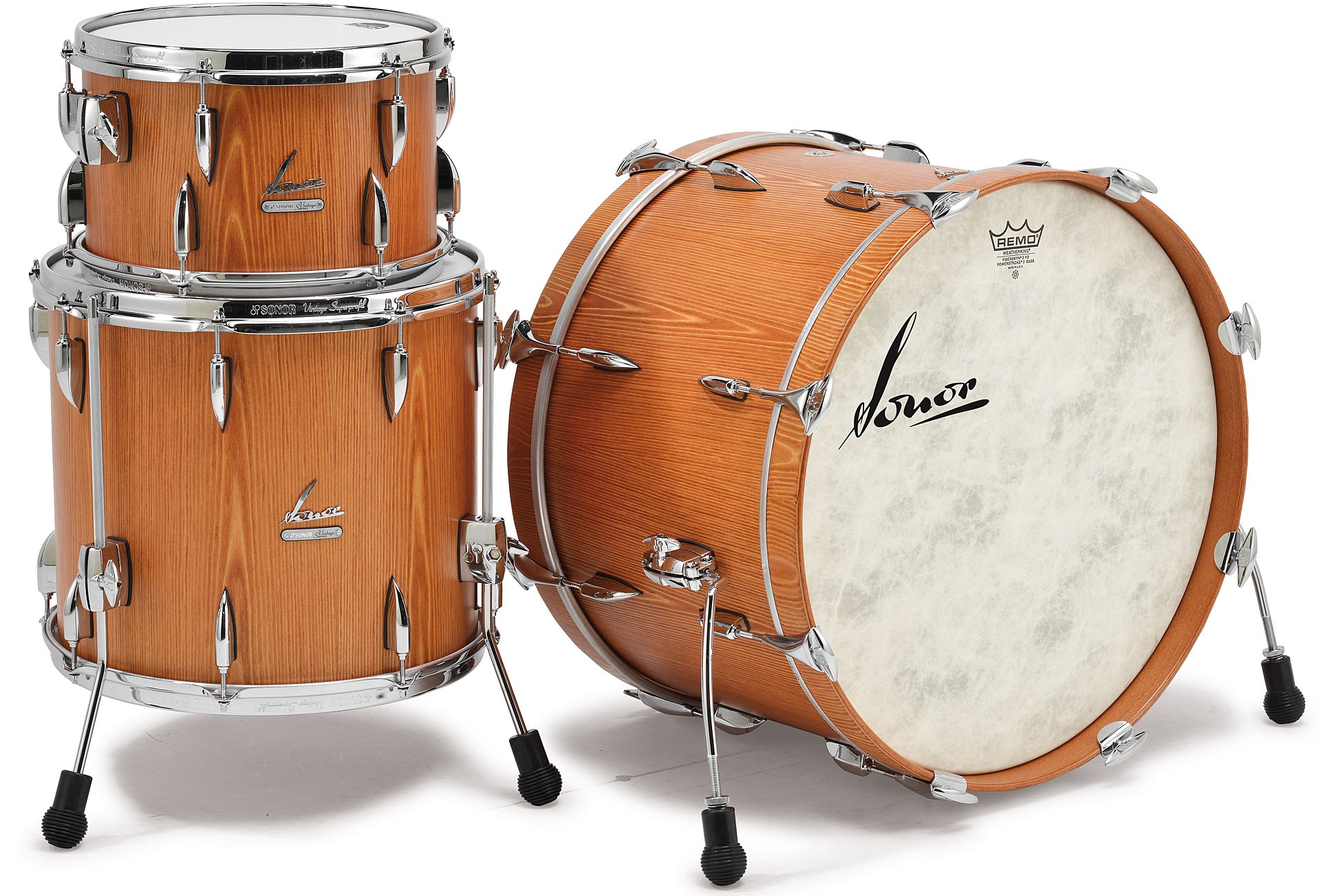Sonor Vintage series set 2 Vintage natural