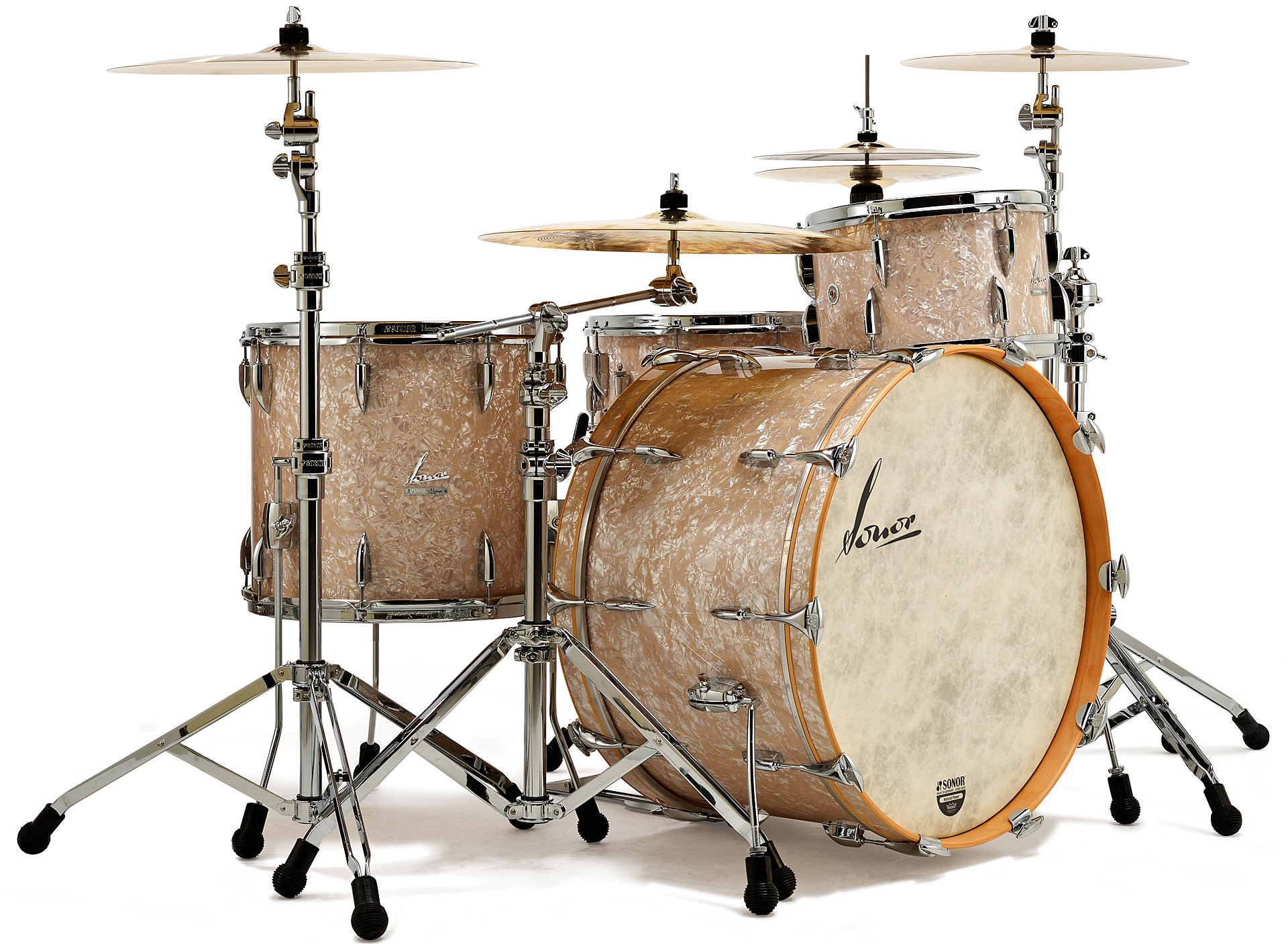 Sonor Vintage series set 1 Vintage pearl