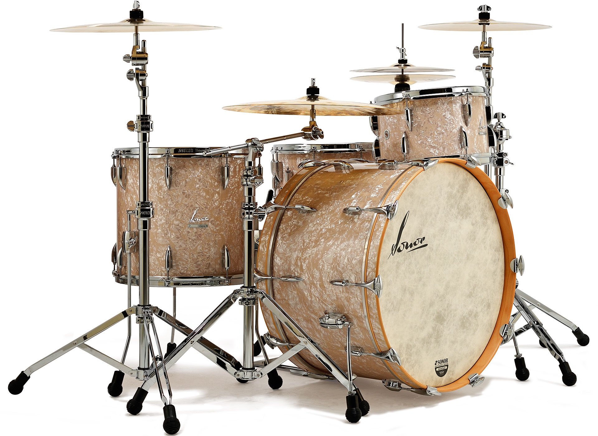 Sonor Vintage series set 2 Vintage pearl