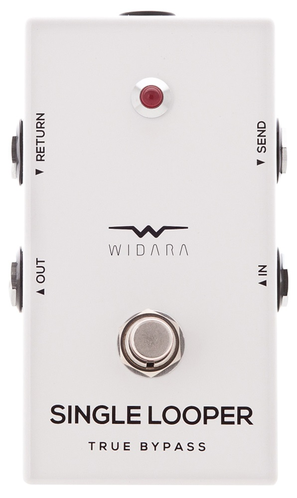 Widara Single Looper White