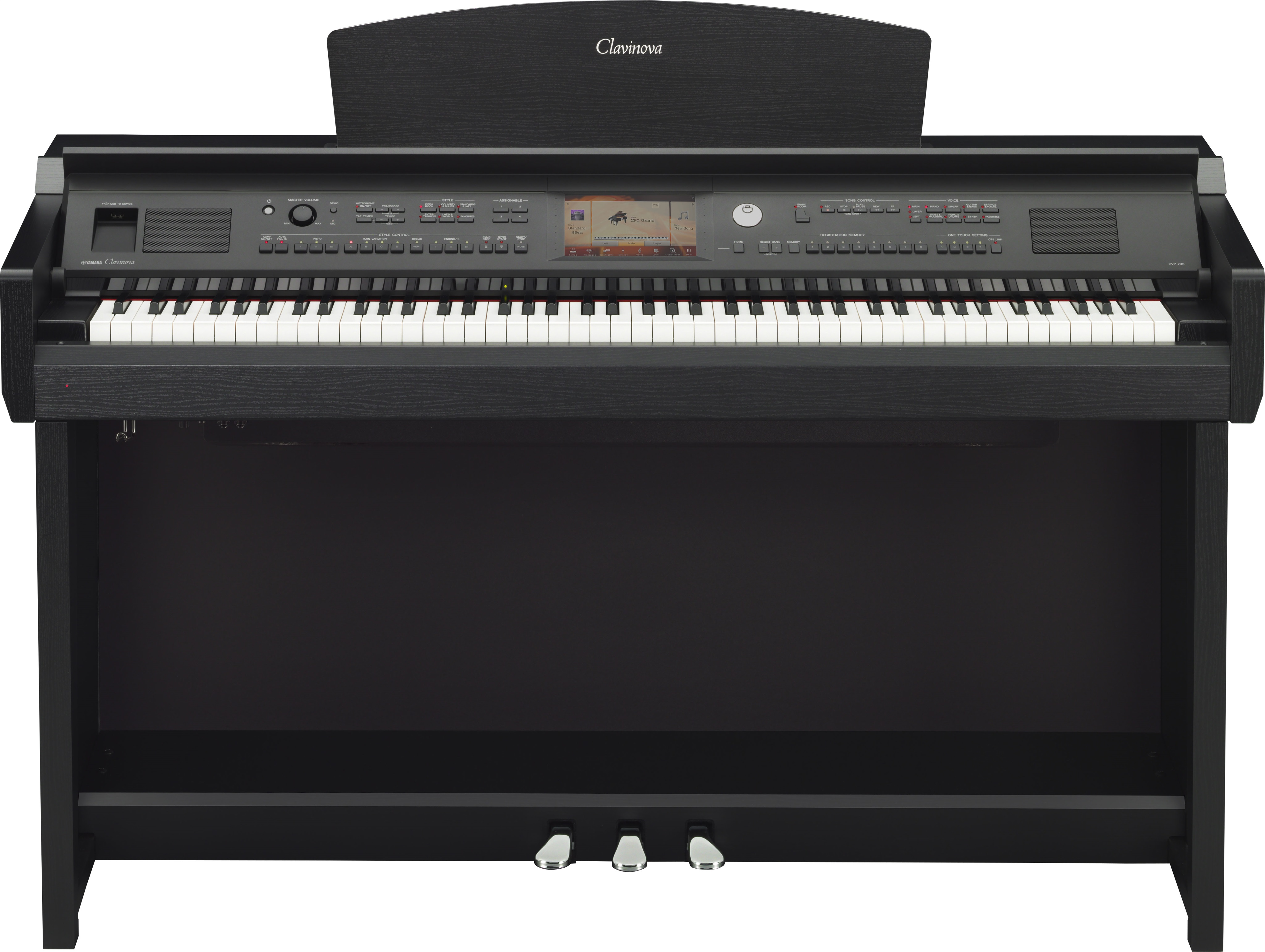 Yamaha CVP-705 B