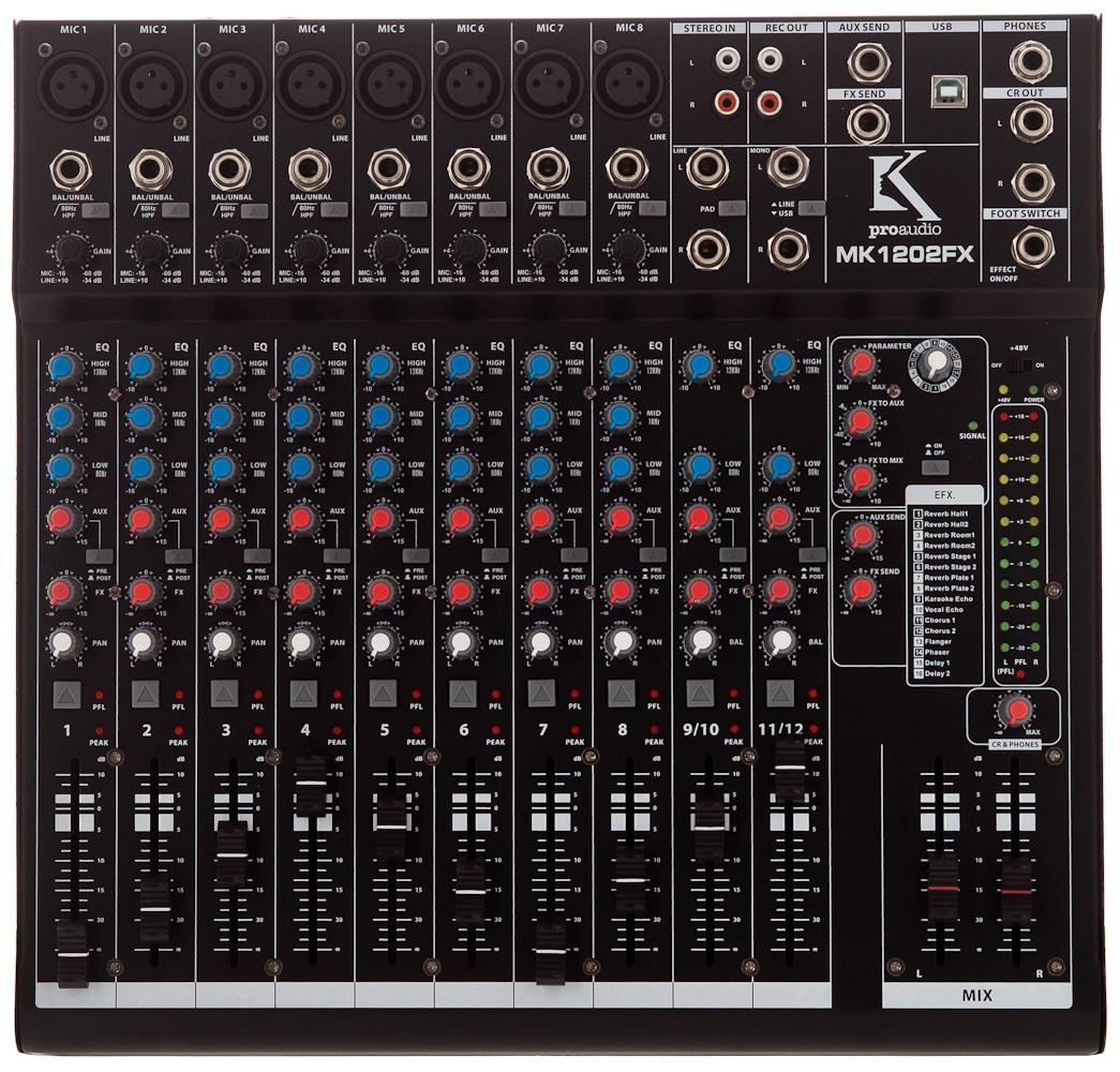 Kaifat MK1202FX (použité)