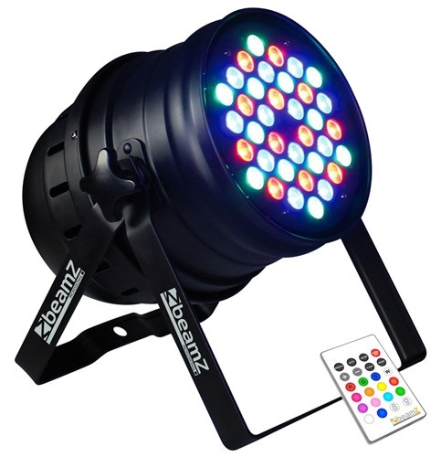 BeamZ Led par 64 RGBW 36x3W