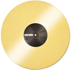 Rane Serato Performance vinyl YELLOW