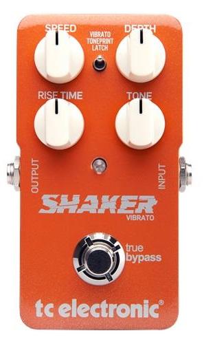 Fotografie tc electronic Shaker Vibrato