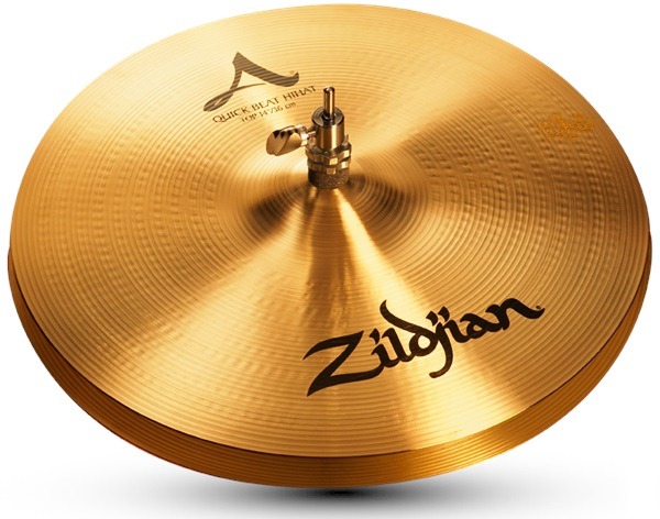 "Zildjian 14"" A quick beat hi hat"
