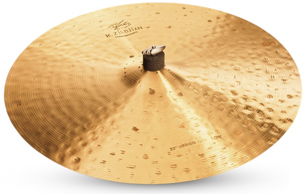 "Zildjian 22"" K Constantinople ride medium thin low"