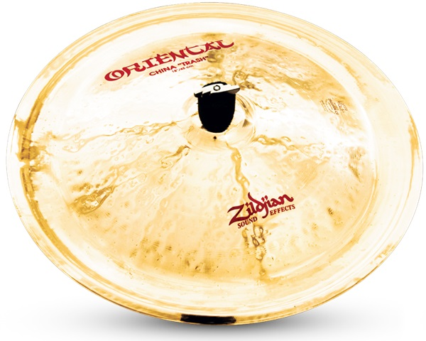 "Zildjian 18"" Oriental china ""trash"""