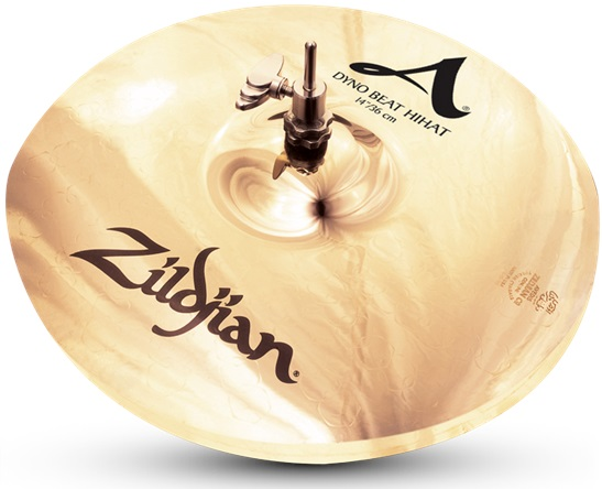 "Zildjian 14"" Z dyno beat"