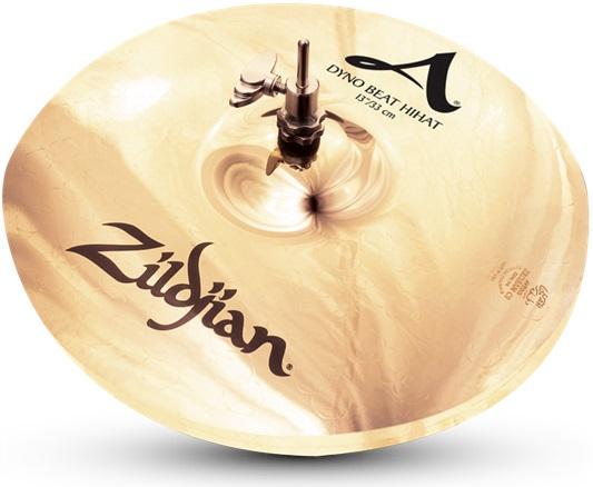 "Zildjian 13"" Z dyno beat"