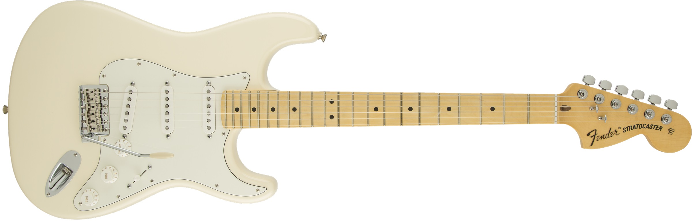 Fender American Special Stratocaster MN OW