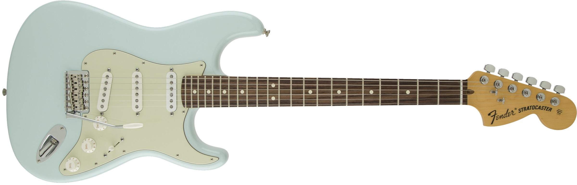 Fender American Special Stratocaster RW SB