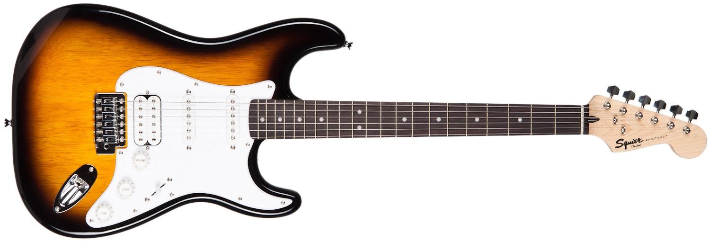 Fender Squier Bullet Strat HSS RW BSB