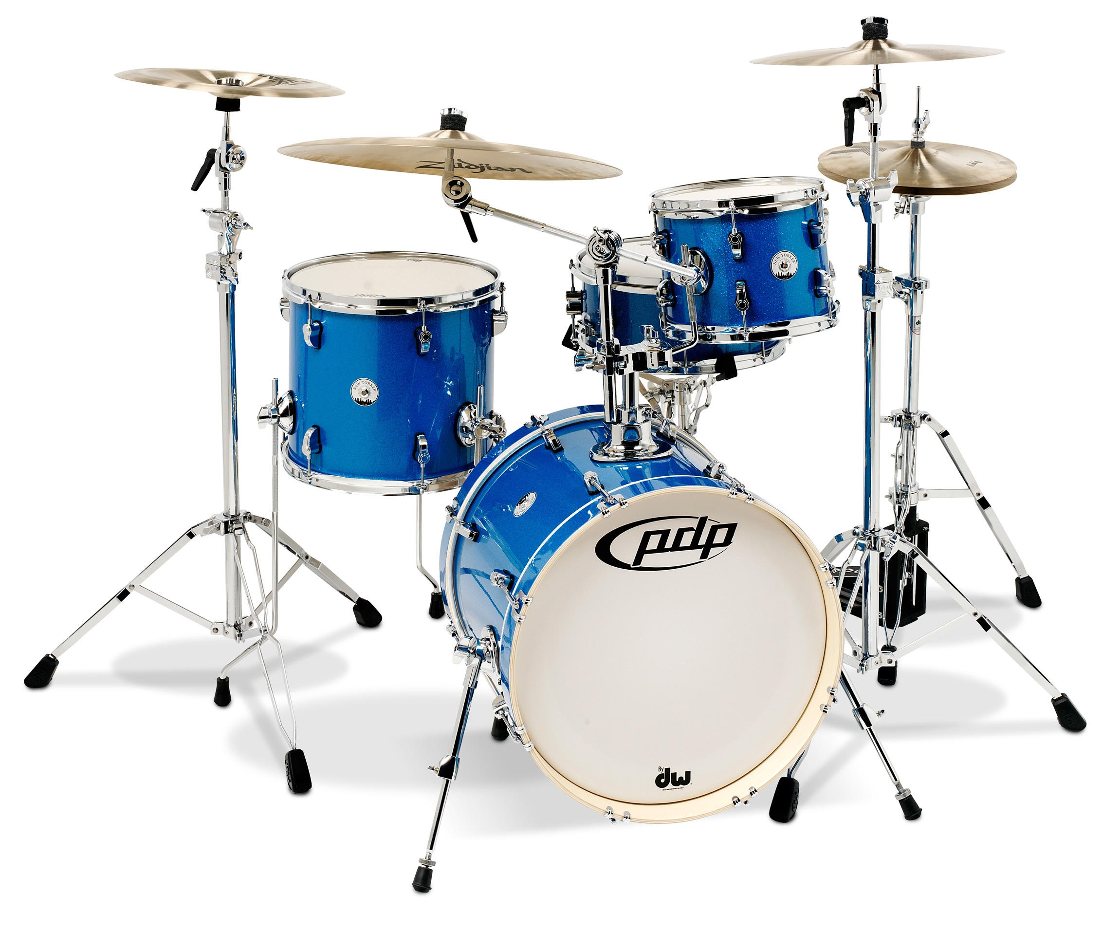 PDP New Yorker set Sapphire