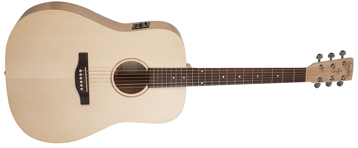 Simon & Patrick Trek Natural Solid Spruce SG Isyst