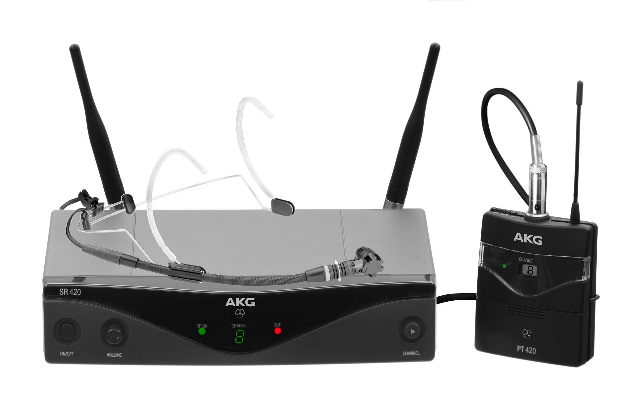 AKG WMS 420 Headset/A